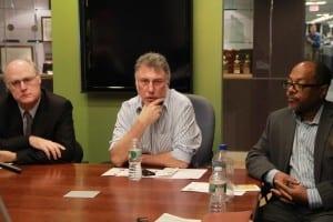 Washington Postin Jeff Leen Martin ja Baron Kevin Merida