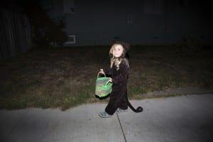 Halloween 2015 Kyösti ei ajksanut enää lopuksi kantaa karkkipussiiaan…trick or treat!